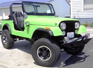 Woodys 4x4 cj exterior parts select one of the exterior parts below to see part options sciox Choice Image