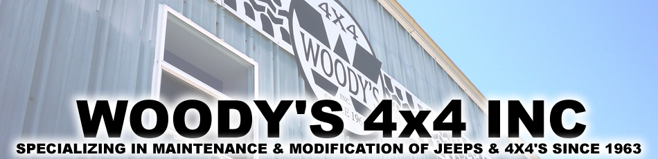 Woody's 4x4 | Used Axles