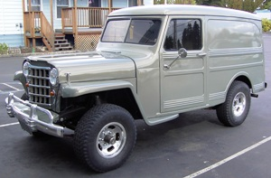 Woodys 4x4 Willys Wagon Pickup Exterior Parts