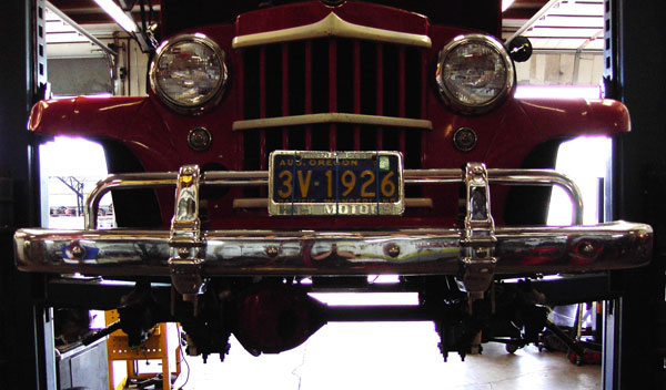 Woody's 4x4 | Willys Wagon & Pickup Exterior Parts